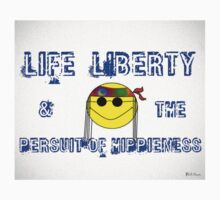 Life Liberty and the Persuit of Hippieness by Bill Cannon