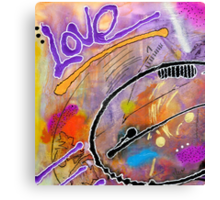 LOVE After 50 Canvas Print