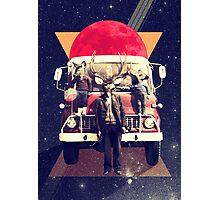 El Camion Photographic Print