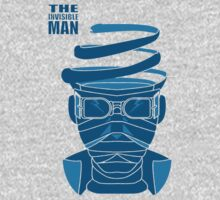 fan Art - THE INVISIBLE MAN Kids Clothes
