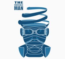 fan Art - THE INVISIBLE MAN by FiniDomenico