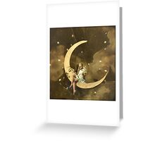 THE SAILOR MOON Greeting Card