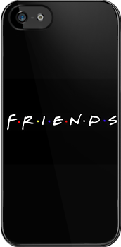 Friends Logo by CoExistance