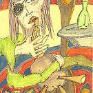 drinkin , dancin , & jamin by wormink