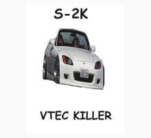 S2000 VTEC KILLER S2K by HKS588