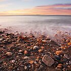 Sunrise Shoreline by Eric Full