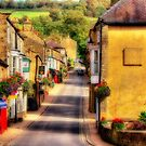 Pateley Bridge - Orton Effect by Colin J Williams Photography