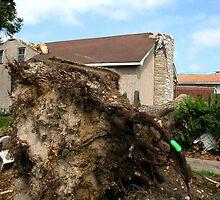 Sunday 2011 08 21 Goderich, Ontario Canada Tornado Aftermath category F3 damage town 6693 by Daniela Weil