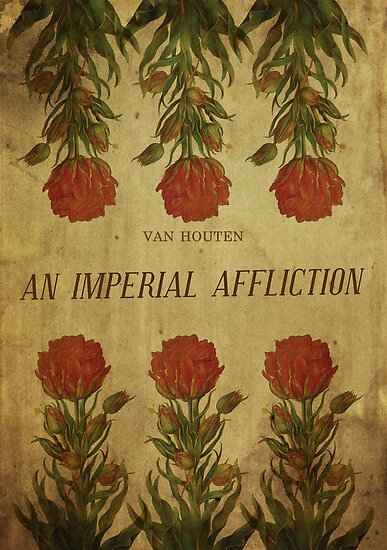 An Imperial Affliction: Vintage Cover by andotherpoems