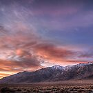 Dawn in the High Sierra's by James Hoffman