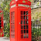 London calling by Heather Thorsen
