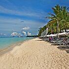 Boracay Beach by TedmBinegas