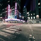 Radio City NY by Chris Muscat