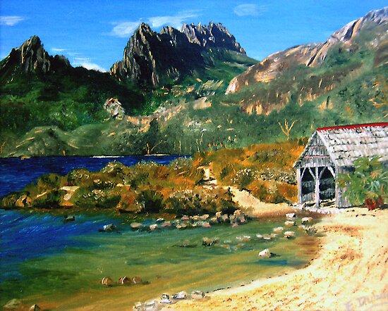 Cradle Mountain by Elisabeth Dubois