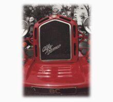 Alfa Romeo Monza Replica by Geoffrey Higges