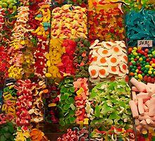 Spanish sweets by JLCampbell