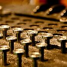 Enigma Machine by Mark Hood