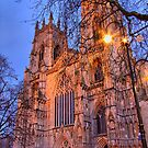 York Minster - Evening Light - HDR by Colin J Williams Photography
