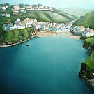 Doc Martin country by Carole Russell