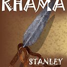 Khama cover image for Stanley Gazemba by Dawnsky2