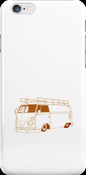 VW Panel Van (Small) by Tedri