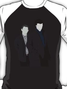 Sherlock and John T-Shirt