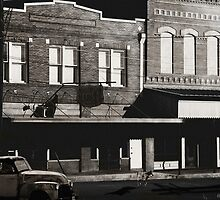 GHOST TOWN by Larry Butterworth