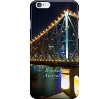 Brisbane   iPhone Case/Skin