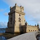 Belém Tower in Lisbon, Portugal by luissantos84