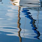 Sailboat Reflection by Eric Full