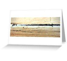 Lake Eyre Dawn I Greeting Card