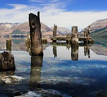 lake wakatipu by Steve Scully