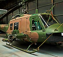 UH-1 Bushranger by Allen Gray