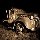Grandpa's Old Chevy by Emma  Gilette