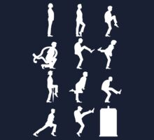 The TaRDiS of Silly Walks (White) by trekvix
