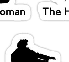 Sherlock Series 2 Sticker