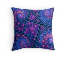 The Reality of Imagination Throw Pillow