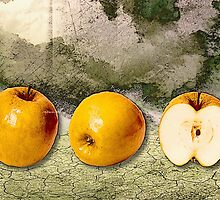 Three Apples! by Abie Davis