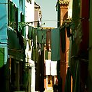 Burano I by Louise Fahy