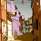 Burano VII by Louise Fahy