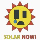 Solar NOW! by William James Taylor Junior