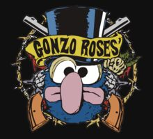 Gonzo Roses by mcnasty
