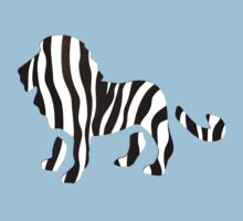 Zebra Lion: Wild Mash-Up by redcow