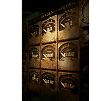 Steampunk - Naval - Electric - Power Grid Photographic Print