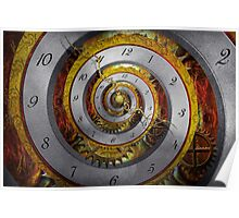 Steampunk - Spiral - Infinite time Poster