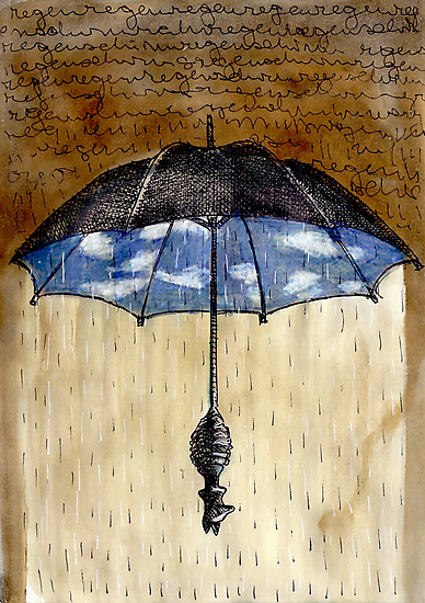 Umbrella by Michele Meister