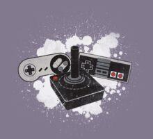 Retro Gaming Rocks! Kids Clothes