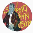 I support John Watson by ohcararara