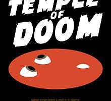 Indiana Jones and the Temple of Doom by Sam Novak