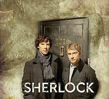 BBC Sherlock by sweetlows